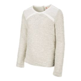 Roxy Girls' Magellan Clouds Sweater