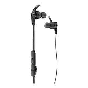 Monster iSport Achieve In-Ear Wireless Bluetooth Headphones - Black