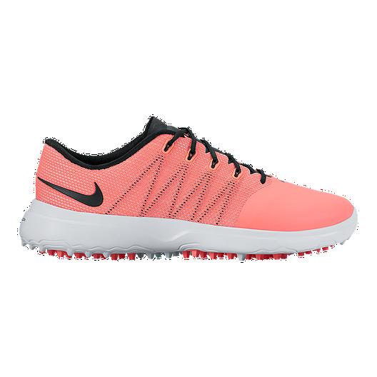 cddf46ff7bde Nike Women s Lunar Empress 2 Golf Shoes - Pink White