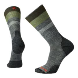 Smartwool Men's PhD Outdoor Light Pattern Crew Socks