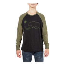 Gongshow Boys' Sniper Style Long Sleeve Shirt