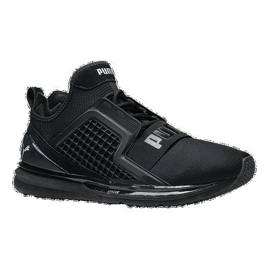 fd1359a4a179 PUMA Men s Ignite Limitless Terrain Shoes - Black