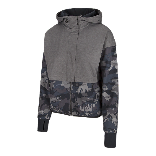 33bfbc0b96dbee Under Armour Women's Unstoppable GORE WINDSTOPPER Hoodie | Sport Chek