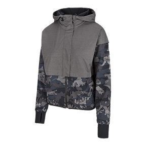 new products a9695 478bf Under Armour Women s Unstoppable GORE WINDSTOPPER Hoodie