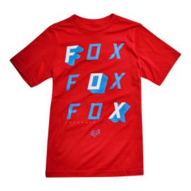 Fox Boys' SW Illusory T Shirt