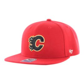 Calgary Flames Kids' Lil Shot Captain Hat