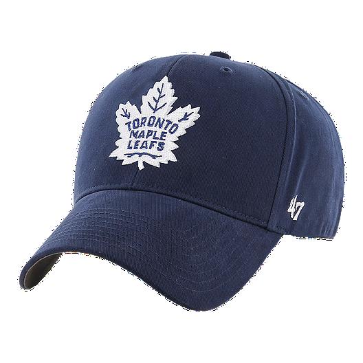 online retailer ca838 add85 Toronto Maple Leafs Toddler Basic 47 MVP Hat | Sport Chek
