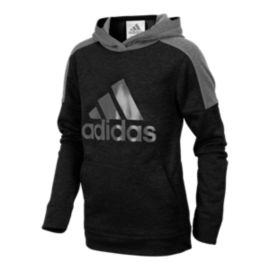 adidas Boys' 4-7 Fusion Pullover Hoodie