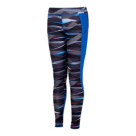 adidas Girls' 4-6X Go With The Flow Training Tights