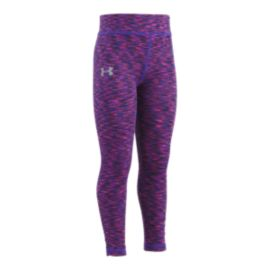 Under Armour Girls' 4-6X Amped Leggings