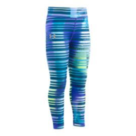 Under Armour Girls' 4-6X Strippy Leggings
