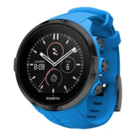 Suunto Spartan Sport Wrist HR Watch - Blue