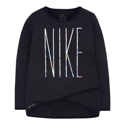 Nike Girls' 4-6X Dri-Fit Sport Essentials Tunic Shirt
