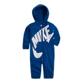 "Nike Sportswear Baby Girls' Futura ""All Day Play"" Coveralls"