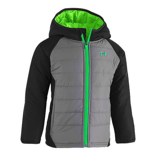 accad3a0118a Under Armour Toddler Boys  Werewolf Puffer Jacket