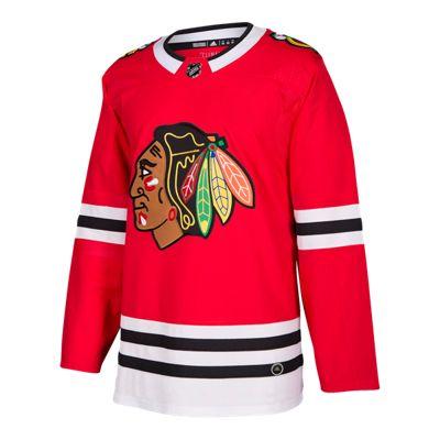 Chicago Blackhawks Authentic Home Hockey Jersey