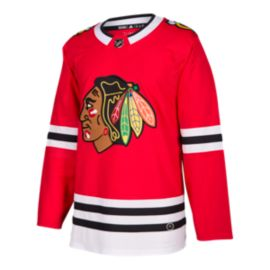 Chicago Blackhawks Authentic Home Hockey Jersey