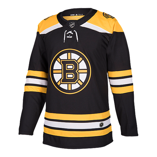 on sale 5525a b489f Boston Bruins Authentic Home Hockey Jersey