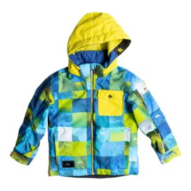 Quiksilver Toddler Boys' Little Mission Winter Jacket