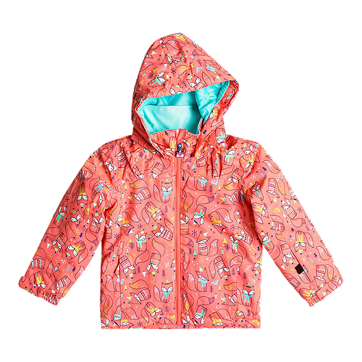 aa0a69a3e Roxy Toddler Girls  Mini Jetty Winter Jacket