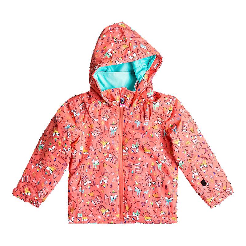 1ce83d371802 Roxy Toddler Girls  Mini Jetty Winter Jacket