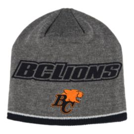 BC Lions Player Knit Beanie