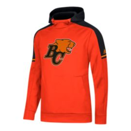 BC Lions Player Sideline Hoodie