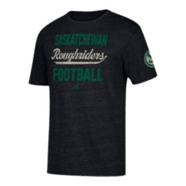 Saskatchewan Roughriders Stenciled Sweep T Shirt