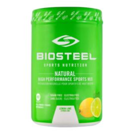BioSteel High Performance Sports Mix 315g Tub - Lime