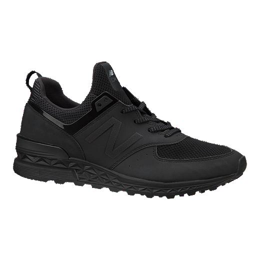 d7c7e7448839a New Balance Men's 574 Sport Shoes - Black   Sport Chek