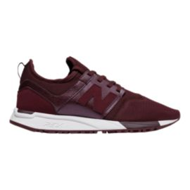 New Balance Women's 247 Shoes - Choco Cherry
