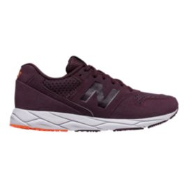 New Balance Women's 96 Shoes - Black Rose
