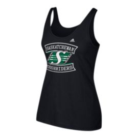 Saskatchewan Roughriders Women's Ribbon Banner Tank