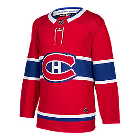 Montreal Canadiens Authentic Home Hockey Jersey