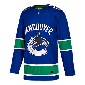 Vancouver Canucks Authentic Home Hockey Jersey