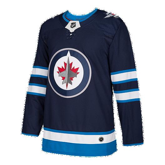 c020d3160 Winnipeg Jets Authentic Home Hockey Jersey | Sport Chek