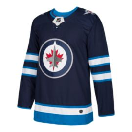 Winnipeg Jets Authentic Home Hockey Jersey