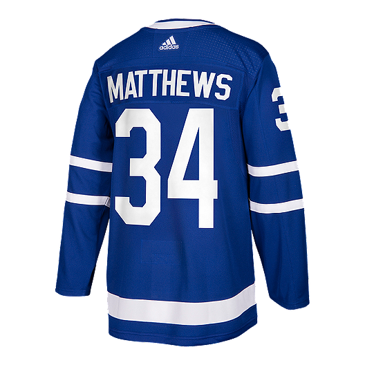 882e0727632 Toronto Maple Leafs Auston Matthews Authentic Home Hockey Jersey ...