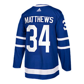 Toronto Maple Leafs Auston Matthews Authentic Home Hockey Jersey