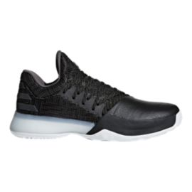 adidas Men's Harden Vol 1 Basketball Shoes - Black/Grey