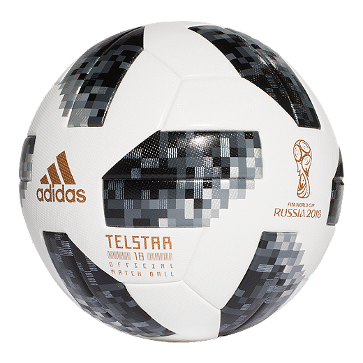 f2da33583 adidas World Cup 2018 Official Match Soccer Ball - WHITE
