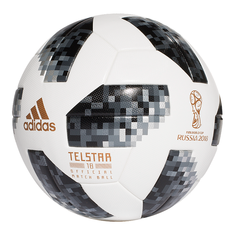 adidas World Cup 2018 Official Match Soccer Ball -- $69.88 - 10% with newsletter sub - 2.5% GBR