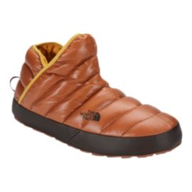 The North Face Men's Thermoball Traction Bootie - Brown Gold