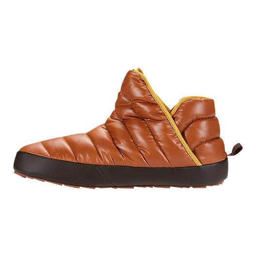 8f2e3aeb4 The North Face Men's Thermoball Traction Bootie - Brown Gold | Sport ...