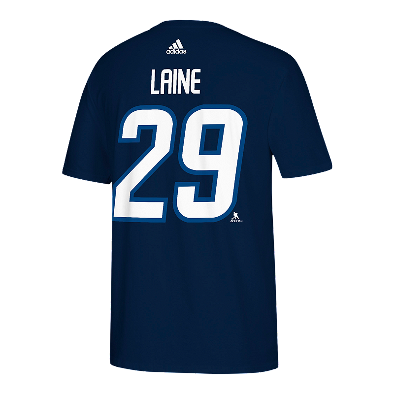 0f40f9aa8e8 Winnipeg Jets Patrik Laine Player T Shirt