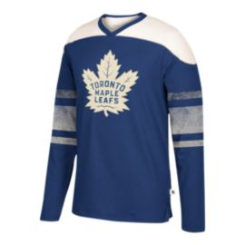 Toronto Maple Leafs CCM Long Sleeve Applique Shirt