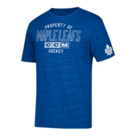 Toronto Maple Leafs CCM Team Property T Shirt