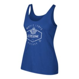 Toronto Maple Leafs CCM Women's Middle Tank