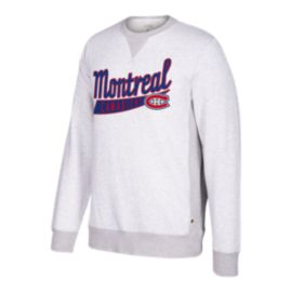 Montreal Canadiens CCM Finished Fleece Sweater
