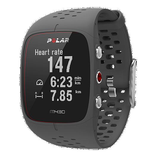 3866d8f1d9d Polar M430 GPS Running Watch - Grey